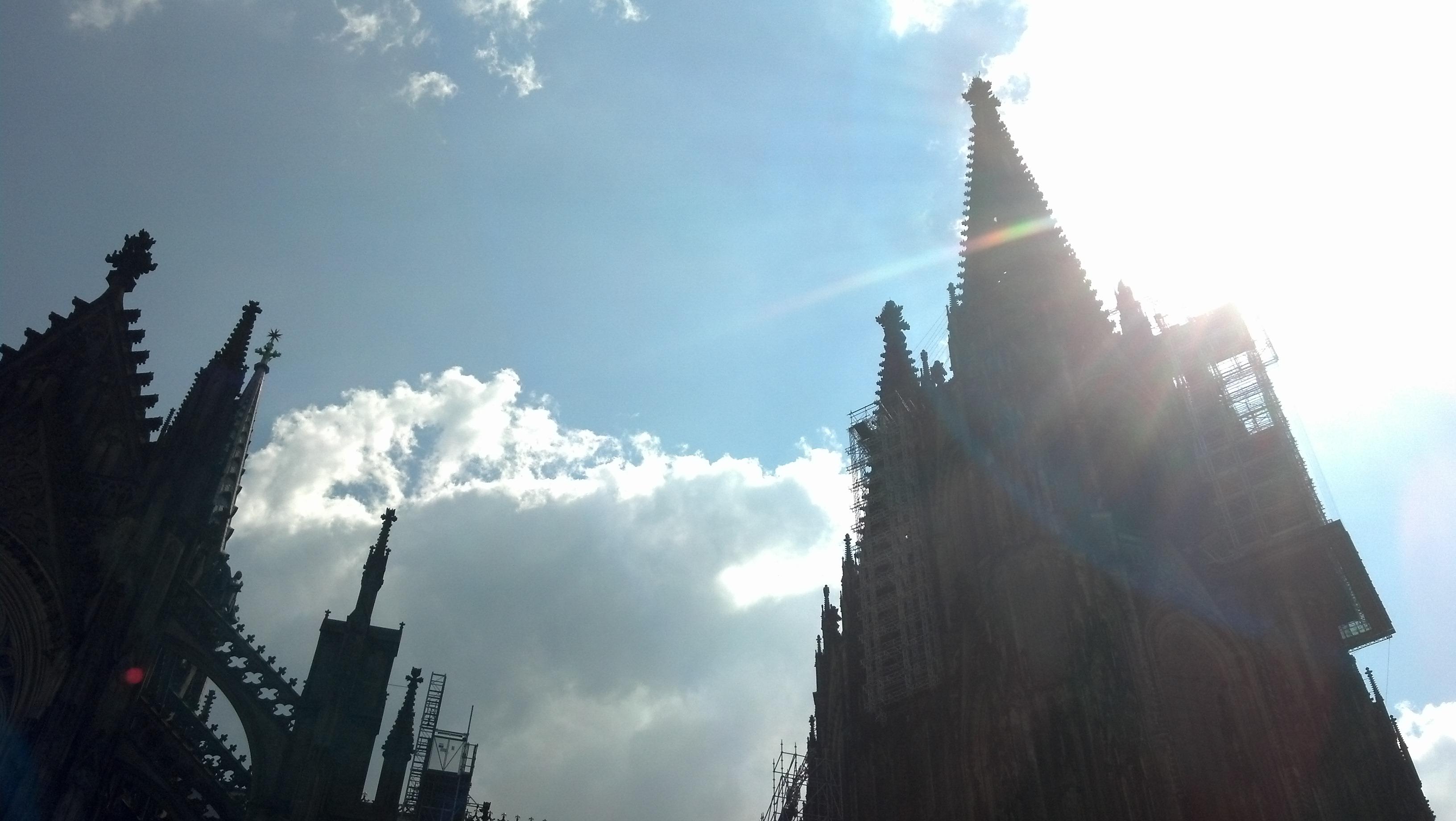 Impressionen von Köln