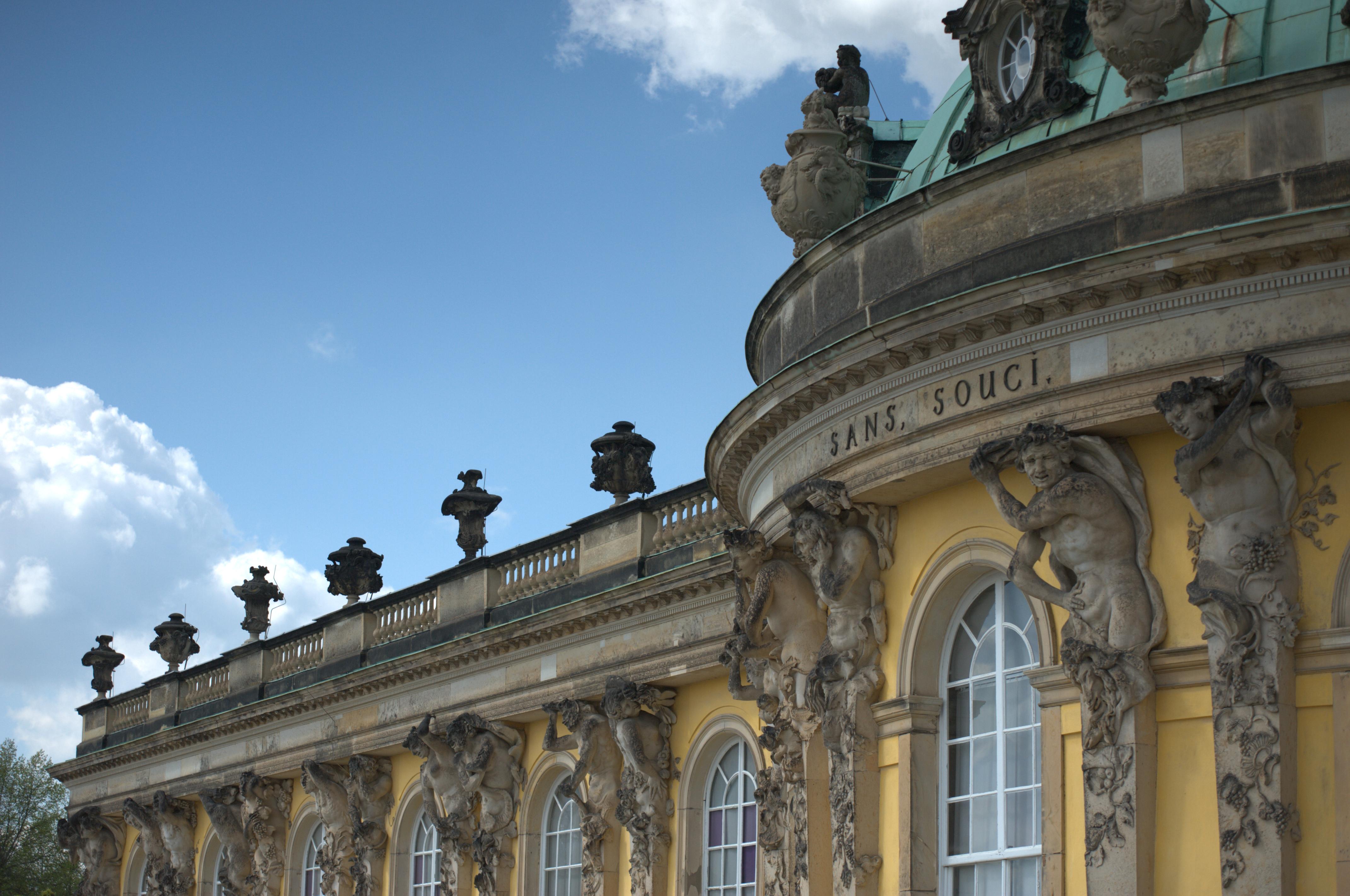 Berlin, Tag 3 | Potsdamerkundung