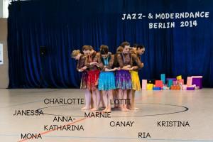 Aufstellung 1 Berlin