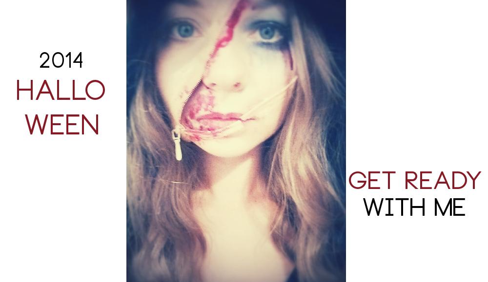 GRWM | Halloween 2014
