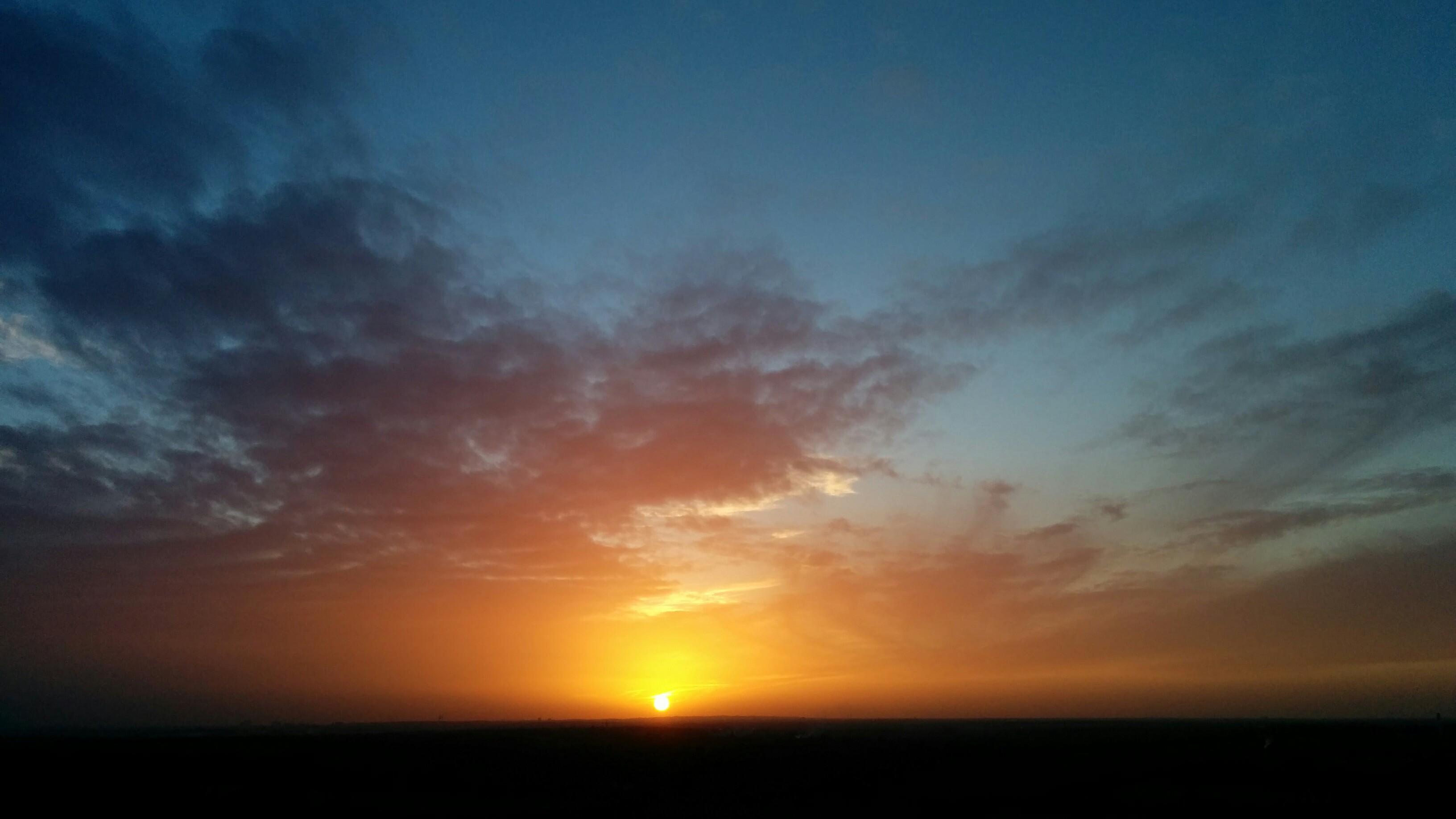 VLOG | Hummelsee Sonnenuntergang I