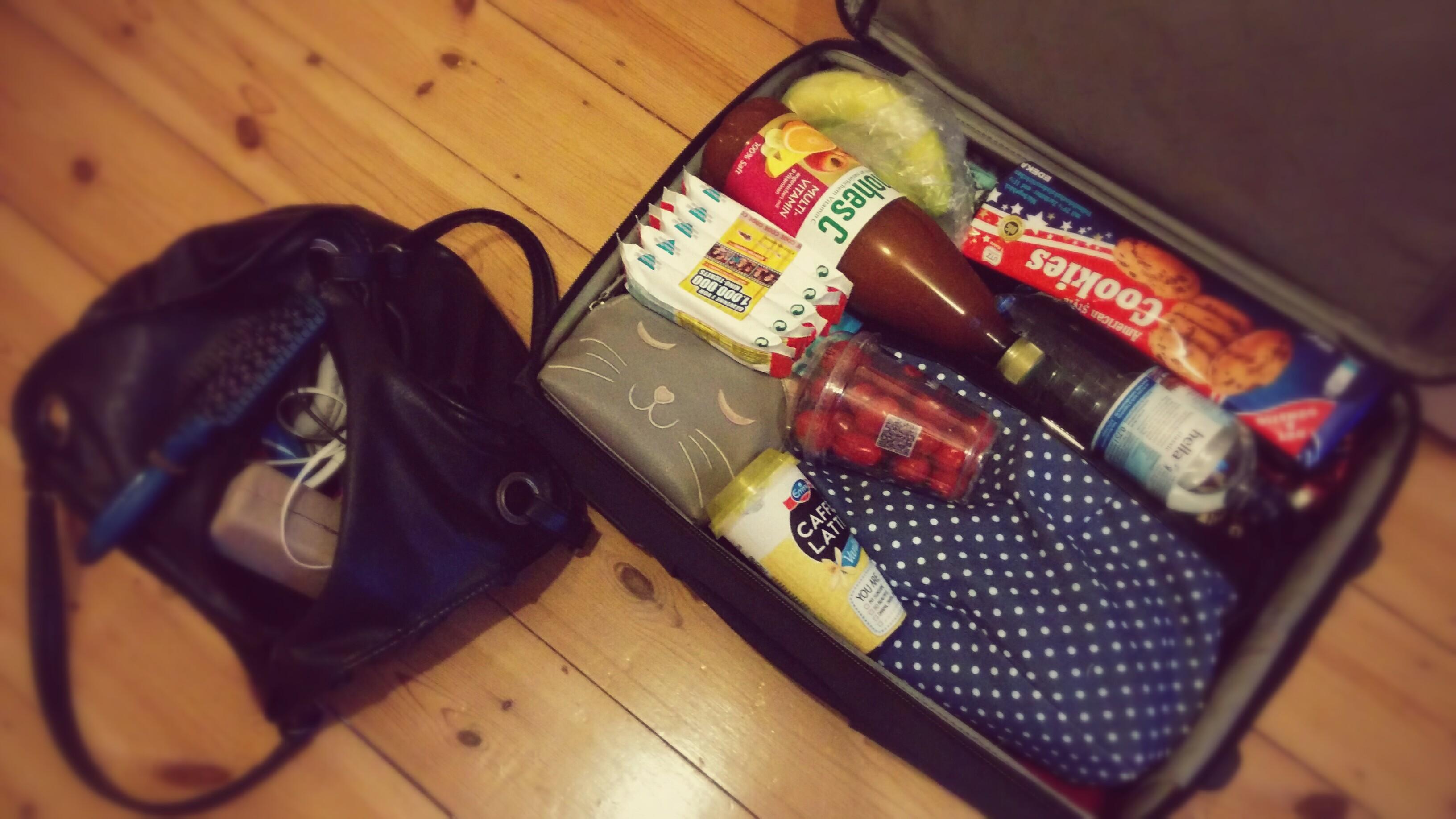 Ich packe meinen JMD-Turnier-Koffer…